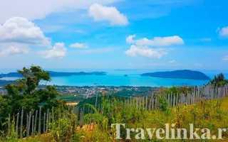 Тайланд остров пхукет фото