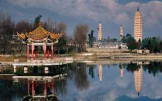 Китай в октябре отдых и погода в китае