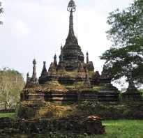Путешествие по северу таиланда день 5 маесарианг