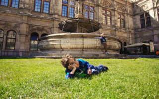 Отдых в вене с детьми
