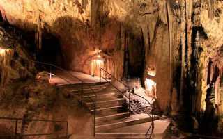Пещеры арта cuevas de arta