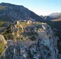 Крепость хай нехай черногория будванска ривьера