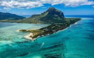 Туры и отдых маврикии от coral travel