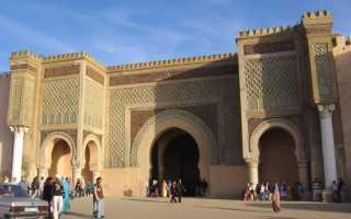 Отдых в марокко в ноябре