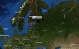 Карта финляндии финляндия на карте мира
