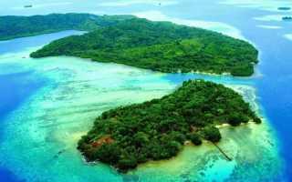 Колоритный отдых на соломоновых островах