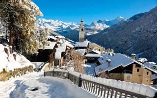 Зимняя италия путеводитель