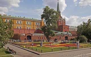 Основные места силы в москве и московской области