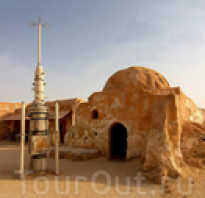 Деревня татуин tataouine village тунис тунис
