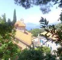 Монастырь прасквица черногория будванска ривьера