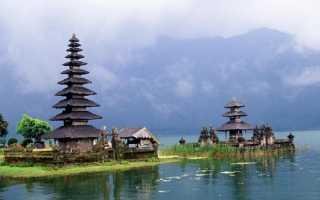 Отдых на острове бали в индонезии