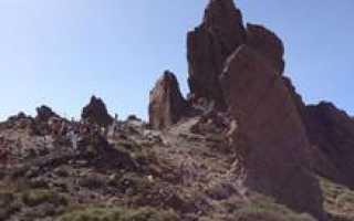 Небольшой вулканический остров рассказы о тенерифе