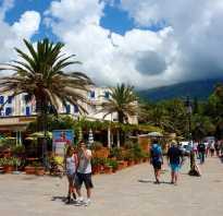 Фото черногории от туристов