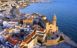 Незабываемый отдых в ситжес на побережье испании