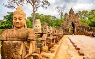Пляжный отдых в камбодже из москвы 2020 недорого
