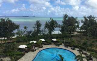 Отзыв об отдыхе на острове сайпан