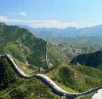 Знакомство с городами китая