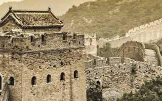 Популярные вопросы туристов о китае