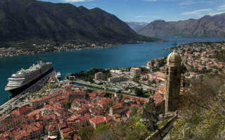 Погода на курортах черногории