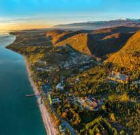 Апсарская гора и часовня абхазия новый афон