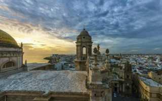 Кадис город со старинным духом и обилием возможностей