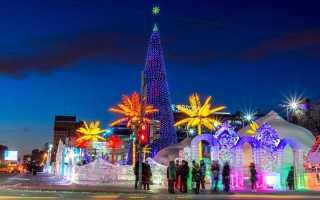 Новогодние каникулы 2020 в екатеринбурге все самое интересное