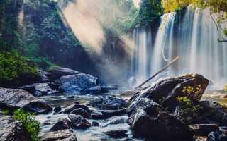 Когда лучше ехать отдыхать в камбоджу proasiainfo