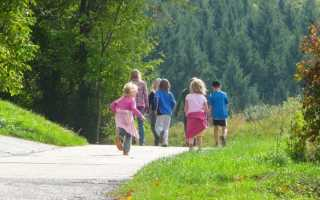 Лучшие детские лагеря подмосковья