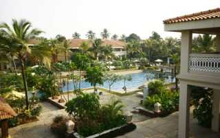 Отзывы о club mahindra varca beach resort