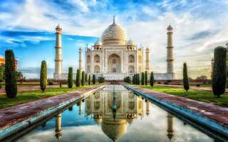 Индия от тадж махала до гоа