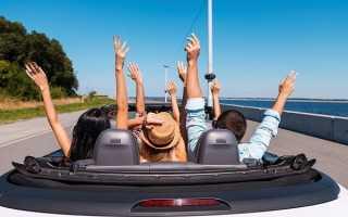Как арендовать автомобиль за границей
