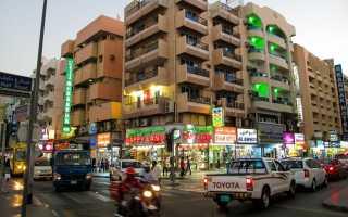 Какой тип питания лучше брать в арабских эмиратах