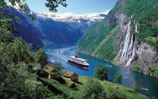 Отдых в норвегии окажитесь в северной сказке