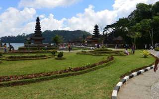 Температура воды в индонезии в ноябре