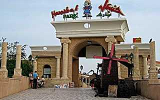 Парк аттракционов hannibal park amusement park hannibal park
