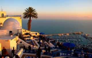 Что брать с собой в тунис
