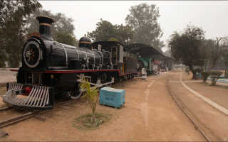 Железные дороги индии