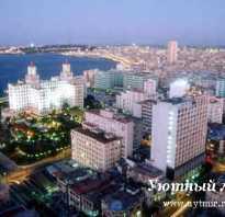 Куба особенности пребывания