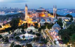 Цены на туры в стамбул турция