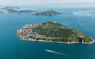 Принцевы острова незабываемый отдых вблизи стамбула
