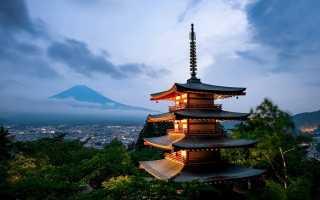 Отдых в японии все самое интересное