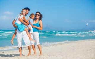 Рейтинг недорогих курортов россии для семейного отдыха