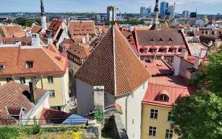 Отзывы туристов об отдыхе в таллине эстония 2020