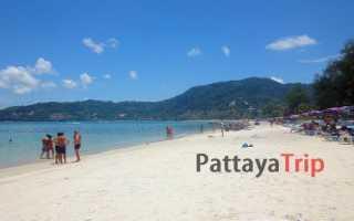 Пхукет в январе погода пляжи цены экскурсии