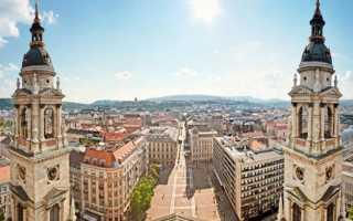 Отдых в будапеште путеводитель по столице венгрии