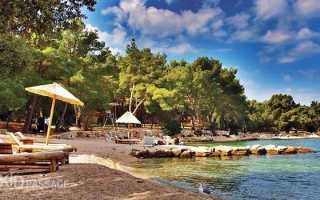 Лучшие пляжи истрии для отдыха с детьми