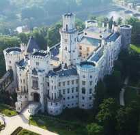 Какие замки посетить в чехии