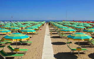 Лучшие места отдыха в италии