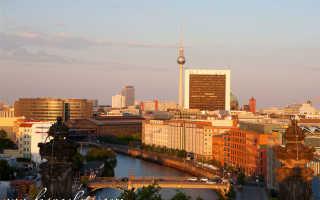 Что стоит посмотреть в берлине