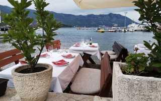 Много ли денег нужно на отдых в черногории